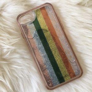 Ban.dō iPhone 7-8 case GLITTERY! 💫